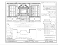Edward Dexter House, 72 Waterman Street (moved from George Street), Providence, Providence County, RI HABS RI,4-PROV,23- (sheet 10 of 53).png