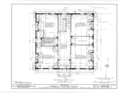 Edward Dexter House, 72 Waterman Street (moved from George Street), Providence, Providence County, RI HABS RI,4-PROV,23- (sheet 2 of 53).png