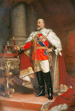 Edward VII - Fildes 1912