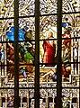 Eferding Pfarrkirche - Chorfenster 3 Auferstehung.jpg