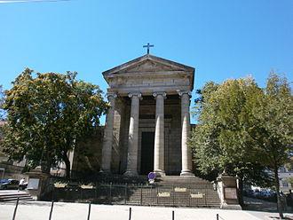 Annemund - Church of Saint-Ennemond.
