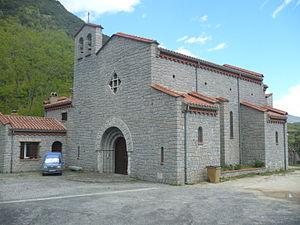 Le Tech - The new Saint Mary church