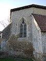 Eglise d'Ornézan - Fenêtre nord-ouest 2.jpg