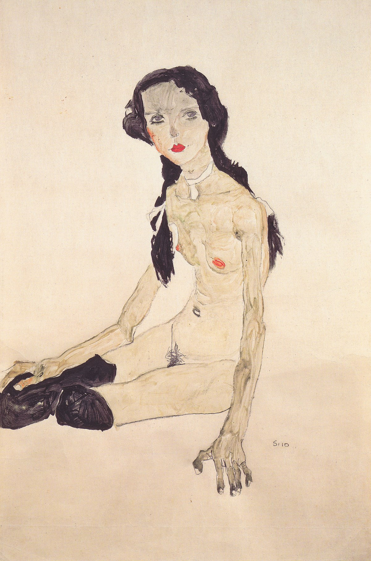 http://upload.wikimedia.org/wikipedia/commons/thumb/4/43/Egon_Schiele_-_Sitzendes_M%C3%A4dchen_mit_Pferdeschwanz_-_1910.jpeg/1200px-Egon_Schiele_-_Sitzendes_M%C3%A4dchen_mit_Pferdeschwanz_-_1910.jpeg