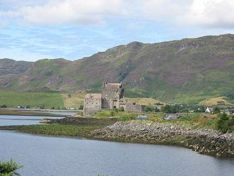 Clan Macrae - Eilean Donan Castle, in 2002
