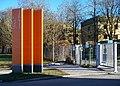 Eingangsbereich der Universität der Bundeswehr München.jpg