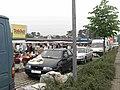 """Einkaufszentrum SHS """"Flohmarkt"""" 1. Mai 2009 - panoramio.jpg"""