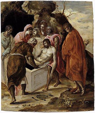 National Gallery (Athens) - Image: El Greco 03