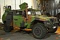 """El garaje del LHD """"Juan Carlos I"""" L-61 (48171240257).jpg"""