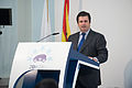 El presidente de Endesa, Borja Prado, en el último acto relacionado con el proyecto Zem2All.jpg