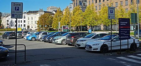 Plug In Electric Vehicles In Norway Wikipedia