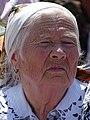 Elderly Woman at Celebration of Christianization of Rus' (July 28) - Kiev - Ukraine (42975938714).jpg