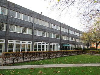 Eleanor Rathbone - Eleanor Rathbone Building, University of Liverpool