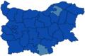 Electoral map of Bulgaria 1997.png