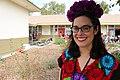 Elena Garcia, Assistant Principal of Bernice Curren School in Oxnard, California (30510869232).jpg
