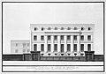 Elevation of the Facade of the Hôtel de Montholon, Paris MET MM73739.jpg