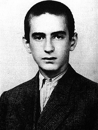 Night (book) - Elie Wiesel, c. 1943, aged 15