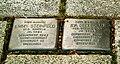 Emmy Steinfeld, Ida Steinfeld, geborene Hirschfeld, deportiert 1942, Theresienstadt, ermordet in Treblinka, beide wohnten im Heinemannhof in Hannover Kirchrode, Stolpersteine.jpg