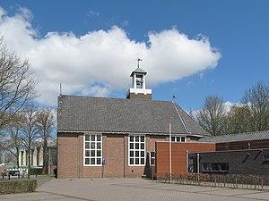 Ens, Netherlands - Church