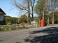 Entrance to Cobleland Campsite - geograph.org.uk - 917702.jpg