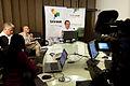 Entrevista en Telesur, Caracas (11192719805).jpg