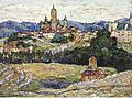 Ernest Lawson - View of Segovia.jpg