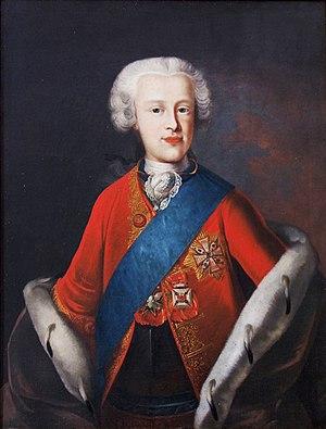 Ernest Augustus II, Duke of Saxe-Weimar-Eisenach - Image: Ernst August II. (Sachsen Weimar Eisenach)@Schloss Tiefurt