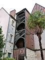 Escalier de la maison du 32 rue Briçonnet a Tours.jpg