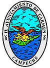 Official seal of Ciudad del Carmen