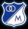Escudo de Millonarios temporada 2017.png