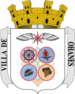 Official seal of Ohanes, Spain