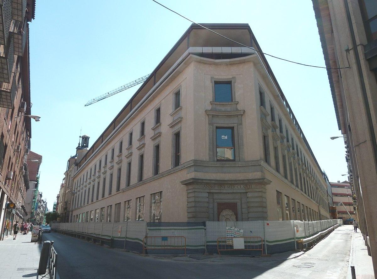 Escuelas p as de san ant n wikipedia la enciclopedia libre for Escuelas pias madrid
