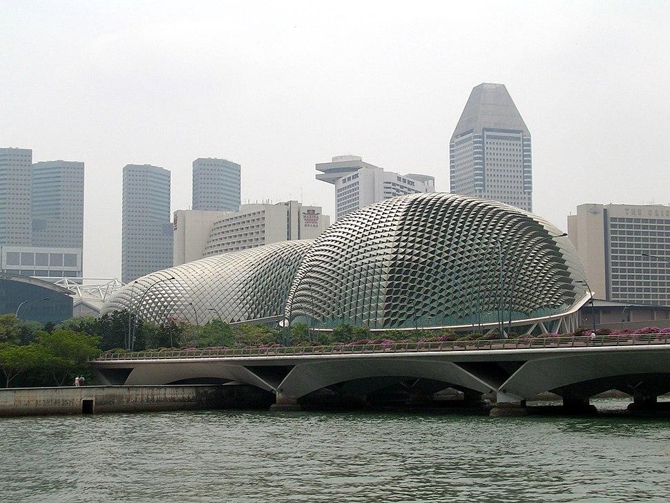 Esplanade Singapore 01