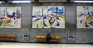 Blue Line (Lisbon Metro) Lisbon Metro line