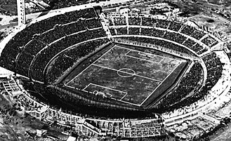 1930 FIFA World Cup - Image: Estadio Centenario 1930