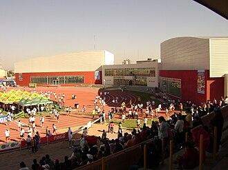 Estadio Plan de San Luis Potosí - Image: Estadio plan de san luis