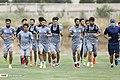 Esteghlal FC in training, 16 July 2020 - 01.jpg