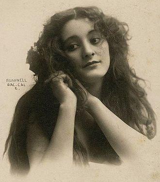 Eulalie Jensen - Jensen in 1907