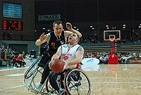Baloncesto en silla de ruedas wikipedia la enciclopedia libre - Baloncesto silla de ruedas ...