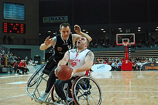 European Wheelchair Basketball Championship
