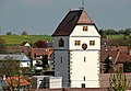 Evangelische Kirche in Dagersheim (1422 Hl. Fridolin, 1784 St. Agathe-Kirche) - panoramio.jpg
