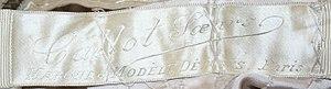 Callot Soeurs - Callot Soeurs dress label