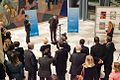 Evgen Karas UN HeadOffice opening 2015.jpg