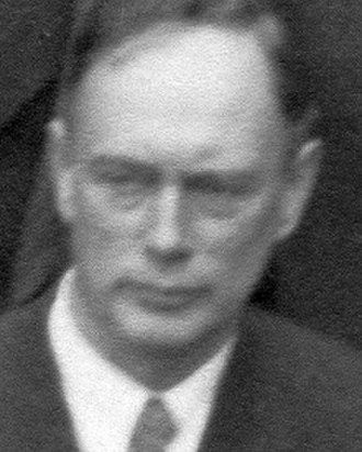 Paul Peter Ewald - Paul Peter Ewald (1934)