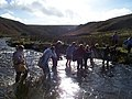 Exmoor , Crossing the River Barle - geograph.org.uk - 1136444.jpg