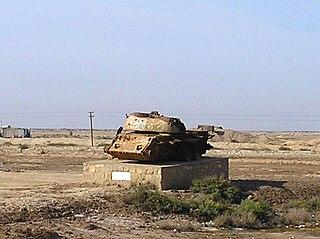 Siege of Abadan battle