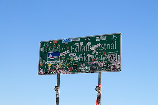 Extraterrestrial Highway (State Route 375)