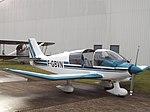 F-GBVN Robin DR400 (31584121581).jpg