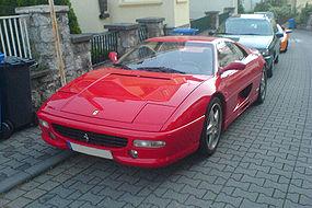285Px F355 F1 Berlinetta Vl