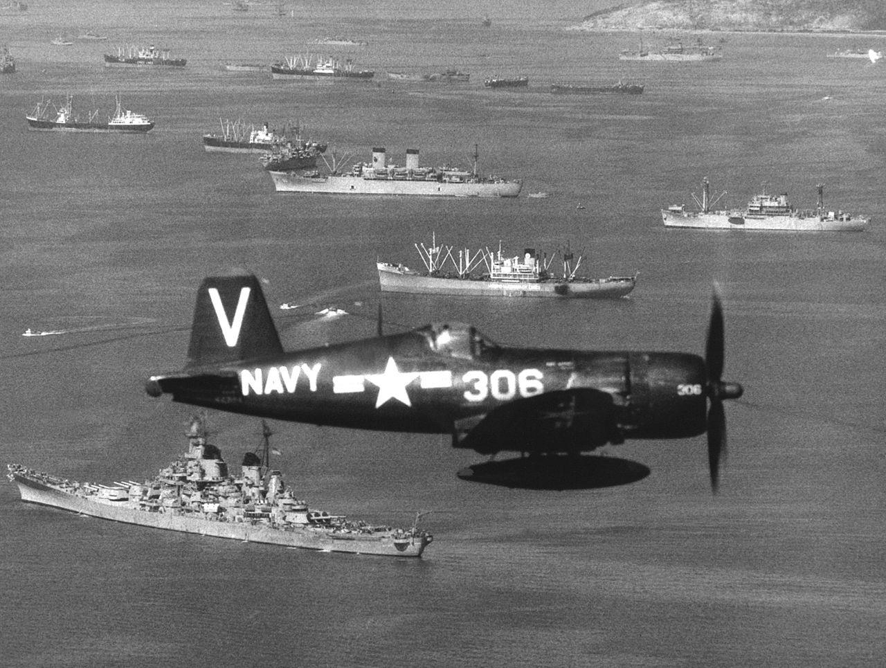 file f4u-4b vf-113 cv-47 1950 jpeg